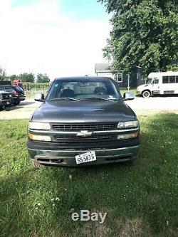 1999 2002 Chevrolet Chevy Silverado 1500 Antiblocage De Freins Abs Pompe Oem