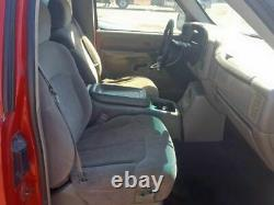 1999-2002 Chevy Silverado 1500 Anti Lock Brake 4 Roues Abs Pompe Assemblée Oem