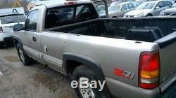 1999-2002 Chevy Truck Silverado 1500 Antiblocage De Freins Abs 4 Roues Ensemble De Pompe