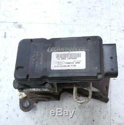 2000-2004 Ford F150 4 Roues Abs Ramassage Anti Blocage Des Freins Pompe 1l34-2c346-aa Oem