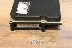 2000 2006 Bmw X5 E53 DXC Abs Pompe Antiblocage De Freinage Hydraulique Bloc Ecu Module