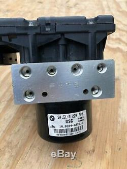 2001-2002 Bmw M3 E46 Dsc Abs Stabilité Pompe Antiblocage De Freinage Module