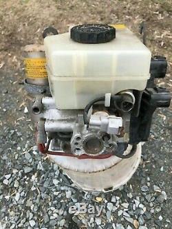 2001-2002 Toyota 4runner Abs Anti Pompe Verrouillage Frein Servofrein 47210-35040