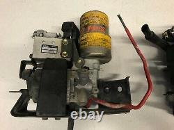 2001 2003 Toyota Prius 1.5l Hybrid Anti Lock Brake Module De Pompe Abs 47070-47020