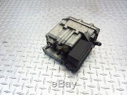 2001 96-01 Bmw R1100rt R1100 Rt Oem Abs Pompe Anti-blocage De Freinage Module Unité De Commande
