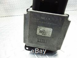 2002 02-05 Bmw R1150rt R1150 Unité De Commande Du Module De Pompe De Freinage Antiblocage Abs
