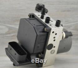 2002-2005 Bmw 745i 760i (e65 / E66) Pompe De Frein Antiblocage Abs Avec Module 265950006