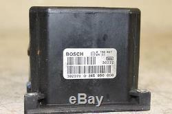 2002-2005 Bmw 750i 760i Module De Pompe De Frein Abs Antiblocage