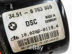2002-2006 Bmw 320i 325i 330i (e46) Dsc Abs Anti Blocage De Frein Pompe Avec Module