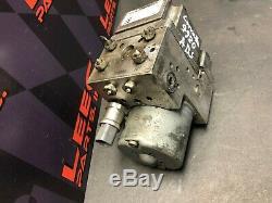 2002 Corvette C5 Z06 Oem 10323578 Ebcm Module Abs Antiblocage Pompe De Frein