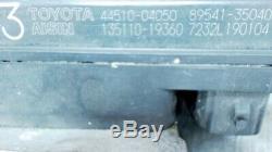 2003-04 Toyota Tacoma Abs Module Pompe / Antiblocage De Freins 4451004050 8954135040
