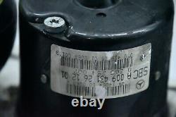 2003-06 Mercedes-benz W211 E320 E350 E500 Abs Antiblocage De Freins Pump & Oem Module