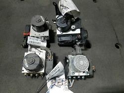 2003-2004 Chevrolet Tahoe Anti Assemblage De L'appareil De Verrouillage De Frein Abs Pompe 140k Oem Lkq
