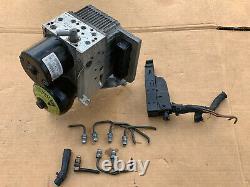 2003-2006 Mercedes W211 E320 E500 Abs Sbc Anti-lock Brake Hydraulic Pump Oem
