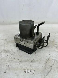 2004-2006 Bmw X5 (e53) Abs Anti Lock Brake Pump Avec Module