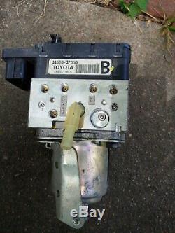 2004-2009 Toyota Actionneur De Frein Abs Pompe Antiblocage 44510-47050 Tel Quel