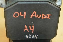 2004 B6 Audi A4 Abs Anti Frein Lock Lock Lock Lock Oem 8e0614517a