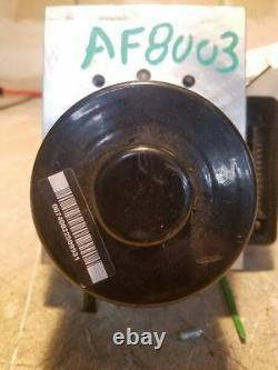 2004 Porsche Cayenne Anti-lock Brake Part (abdos) Oem Part 95535595501