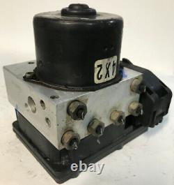 2005 06 2007 Ford Escape A/t Abs Anti Lock Brake Pump Module Unit 5l84 2c346 Ah