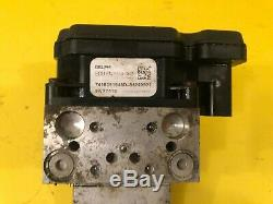 2005 2009 Chevrolet Uplander Abs Antiblocage De Freinage Actionneur Pompe 15873163 Oem