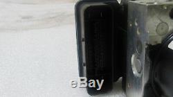 2006-10 Bmw E60 M5 E63 E64 M6 Abs Antiblocage Pompe De Frein Avec Module Oem 2283227 4955