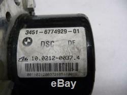 2006-2008 Bmw 325i E90 328i Abs Anti-lock Assemblée Pompe De Frein 34526774930 Oem A1