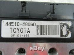 2006-2008 Lexus Rx400h Hybrid Abs Antiblocage Pompe De Frein 44510-48060 Teste