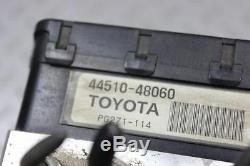 2006-2008 Lexus Rx400h Toyota Highlander Hybride Antiblocage Abs De Freinage Pompe