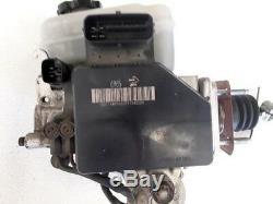 2006-2010 Hummer H3 Abs Antiblocage De Frein Pompe Maître-cylindre Booster Assemblée