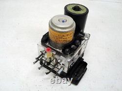 2006-2011 Lexus Gs430 Gs450 Gs460 Assemblage De La Pompe Antiblocage Abs