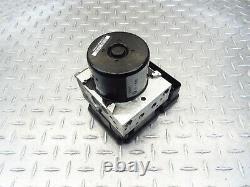 2007 07-12 Bmw R1200gs Adventure Oem Abs Module De Frein Anti-blocage Assemblage De Pompe