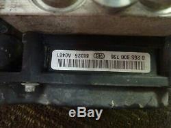 2007 2008 07 08 Ford F150 Abs Pompe Antiblocage De Freinage Module 8l34-2c346-ab Oem