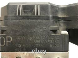 2007-2009 07-09 Toyota Camry Abs Pump Anti Lock Brake Module 44540-33050 Op