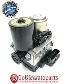 2007-2009 Toyota Camry Abs Hybride Antiblocage Pompe De Frein Actionneur 44510-58030