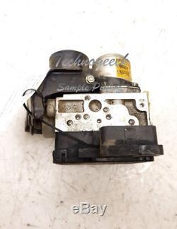 2007-2011 Actionneur De Frein Toyota Camry Hybride Hybride Pompe Abs Niv B 5ème Chiffre