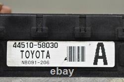 2007-2011 Nissan Altima Hybrid 44510-58030 Abs Pompe De Frein Antiblocage Assemblage Oem