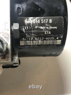 2007-2014 Audi Tt Mk2 Abs Anti Lock Brake Pump Module 8j0 614 517 B, Oem