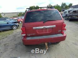 2007 Dodge Durango Chrysler Aspen Abs Antiblocage De Freinage Ensemble De Pompe