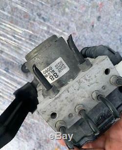 2008-2010 Honda Accord Berline 3.5l Antiblocage Abs Frein Pompe Modulator Assemblée