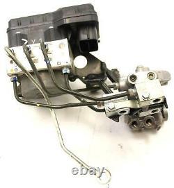 2008 Yamaha Fjr1300a Abs Module De Pompe De Frein Anti-blocage Assemblage Hydraulique