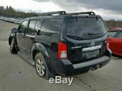 2009-2011 Nissan Pathfinder 4.0l Abs Antiblocage De Frein Pompe 4x4 Assemblée