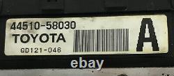 2009 2011 Toyota Camry Hybride Abs Anti Lock Brake Pump Module 44510-58030