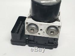 2009 Vw Jetta Passat Abs Pompe Antiblocage De Frein Actionneur 1k0614517bd