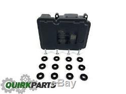 2010 Jeep Wrangler Abs Antiblocage Brake Control Module Oem Mopar Véritable