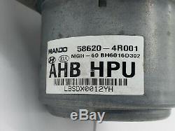 2011 2012 2013 2014 2015 Hyundai Sonata Hybrid 2.4l Abs Antiblocage Pompe De Frein Oem