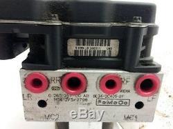 2011-2012 Ford F150 Antiblocage Freins Abs Assemblée Module 4x4 Thru 11/04/11