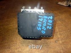 2011-2012 Honda Accord Seran 3.5l Abs Abs Modulateur De Frein Antiblocage