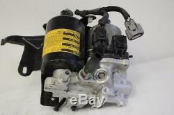 2011-2015 Toyota Prius Abs Pompe Antiblocage De Freinage Module 47070-47050