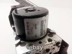 2011 Ford Fiesta Abs Anti Lock Brake Pump Module Assembly