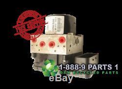 2011 Nissan Xterra Pompe Abs / Frein Antiblocage 47660zl10b Stk L404j50